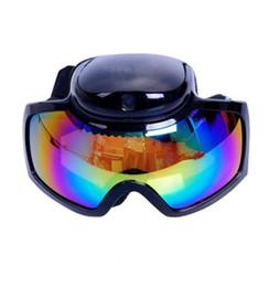 Wholesale Sunglasses Mini Dv - New HD skiing sunglasses Mini Camera Black Mini DV Camcorder DVR Video Camera Smart Glasses HD 1080P For Outdoo, Apply to skiin