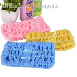 Wholesale Laciness Ribbon - Wholesale-Headband ribbon laciness tenfolds wide ribbon hair band hair cosmetic
