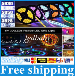 Wholesale Best Flexible Cooler - 2065 X20 best price LED Strip Light 3528 5050 SMD RGB White Warm Green Red Waterproof nonWaterproof 300LEDs 3000 LM Flexible Single Color