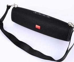 Wholesale Tv Audio Speaker - Protable Wireless Stereo Outdoor Sound Box Mini TV E9 BOOST TV Bluetooth Mini Speaker Audio Super Bass USB Disk TF Slot MP3 Music Player