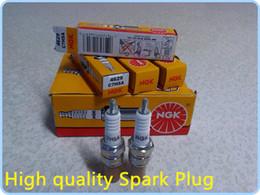 Wholesale Yamaha Wholesale Parts - High quality Original parts Motorcycle racing Spark plug,motoorbike ignition plug(C7HSA) for Honda,Yamaha,KAWASAKI,3pcs lot