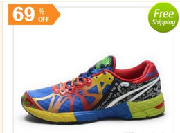 Wholesale Gel Noosa Tri Shoes - Gel Noosa TRI 9 IX Casual Shoes For Men High Quality New Lightweight Athletic Sneakers Size 7-11 Free Shipping
