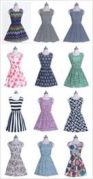 Wholesale Wholesales Midi Dresses - Sale! Newest Women Casual Dress Plus Size Cheap China Dress Women Clothing Fashion Sleeveless Summer Dress