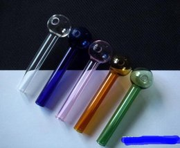 Wholesale Wholesale Burning Pots - Wholesale Smoking - Stained glass straight burn pot Hookah Accessories