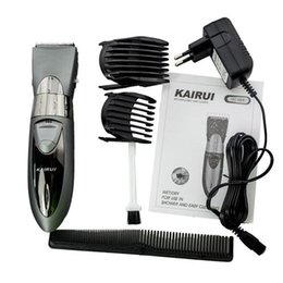Wholesale Electric Razor Mens - Mens Rechargeable Shaving Machine Electric Shaver Razor Blade Epilator Electric Hair Trimmer Barbeador Eletrico Men 0.5-RCS09