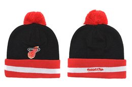 Wholesale Cheap Knitted Beanies - 2015 free shippin best quality Cotton Chicago Beanies Hat For Men, Cheap HEARTER Basketball Knitted Hat Sport Skullies Warm Women Winter Hat
