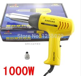 Wholesale Industrial Power Tools - HOLD tigers plastic welding torch Heat gun Industrial-grade power 1000 w HY - 080404 welding tool order<$18no track