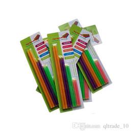 Argentina CCA2672 200 lotes Nueva llegada Magic Bag Sealer Stick Varillas de sellado únicas Gran ayudante para el almacenamiento de alimentos Sellado pinza de sujeción / clip supplier food sealing clips Suministro