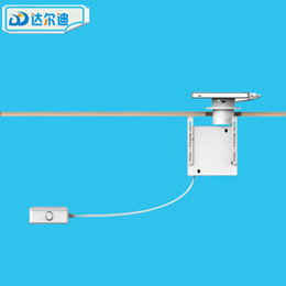 Wholesale alarm system phone - Mobile Phone Display Security Stand USB Port Desktop Exhibition with Multi Sockets Alarm System Anti-Theft Protect against Theft Free DHL