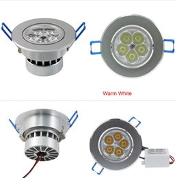 Wholesale Dimmable Led Wall - High Power Dimmable 9W 12W 15W Led Recessed Ceiling Lights Led Wall Light warm pure cool white Led Downlights LED Panel Light Lamp