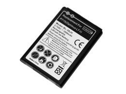 Wholesale Optimus F3 - BL-59JH Lucid 2 Battery Replacement For LG Optimus L7 II P715 VS870 F3 F5 P703 2600mAh Mobile Phone Batteries 100pcs lot