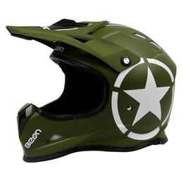 Wholesale Helmet Mx - wholesale free shipping 2016 BEON MX-16 Cascos motocross helmet capacete motorcycle helmet downhill ATV dirt bike helmets M L XL size