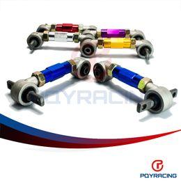 Wholesale Camber Kits Rear Civic - PQY STORE- Rear Camber KiT FOR HONDA ACURA CIVIC INTEGRA CRX REAR CAMBER ARM KIT EG EK DC2 EF PQY9851