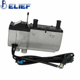 Wholesale Truck Boat Heater - The orginal free shipping Belief 5kw hydronic liquid parking heater for cabin bus truck camper boat car replace webasto engine water heater