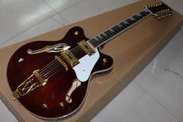 2019 hohlkörpergitarre l5 Fabrik neue art Hohe qualität handgemachte hohlkörper 12 string Ewood335 jazz e-gitarre, freies verschiffen
