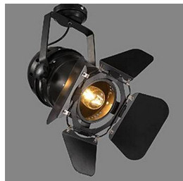 Wholesale Country Clothing Stores - Contemporary Contracted Retro American Country Industrial Personality Clothing Store Lamp Shoot Light e27 Absorb Dome Light