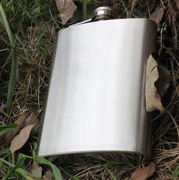6 oz 8 oz 10 oz Paslanmaz Çelik Hip Mataralar Taşınabilir Mini Alkol Viski Şarap Şişesi Cep Likör Rus Flagon Flask Seyahat için Açık Q1 nereden