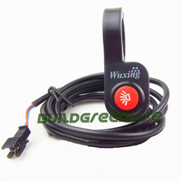 Wholesale Switch For Bike - Wholesale-WUXING DK-02 2 e-bike light switch for refit