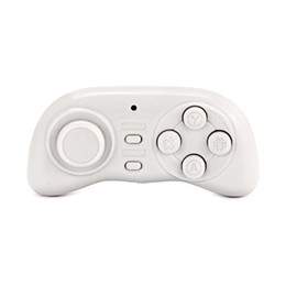 Deutschland Wholesale-Super Mini drahtlose Bluetooth multifunktionale Remote Game Controller Gamepad Joystick für Android / iOS für Smartphone, Tablet, PC cheap bluetooth mini joystick Versorgung