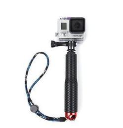 Wholesale Gopro Adapters - Waterproof Monopod Tripod Extendable Handheld Monopod Selfie Stick Monopod + Mount Adapter for GoPro Hero 4 3 SJ4000 Car DVR