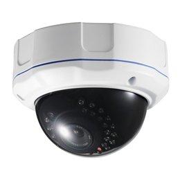 "Wholesale High Quality Dome Security Camera - NEW High Quality Metal HD SDI IR 30M Camera Dome 720P 1 3"" CMOS Sensor Waterproof Surveillance Security Camera for Xmas A2"