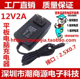 Wholesale Tablets V9 - Wholesale-Chi N90 E700 tablet charger 12V2A V9 cool than U9GT2 U30GT original shipping channel