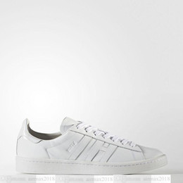Wholesale Girls Clear Shoes - 2018 999 superstar Originals Campus Stan smith shoe for boy girl Men Women with White Red Black Green stansmith speedcross star shoes