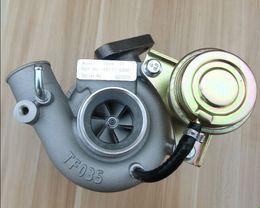 Wholesale Mitsubishi Pajero Turbocharger - TF035 TD04-12T 49377-03033 49377-03031 49377-03041 ME201636 ME201258 ME201635 turbo turbocharger for Mitsubishi Pajero II 2.8 TD 4M40 125HP