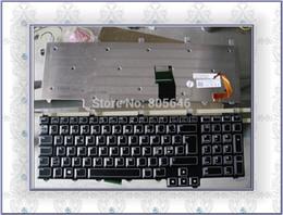 computadoras portátiles epc Rebajas Original para Dell Alienware M18X M18X R2 Teclado holandés retroiluminado 4FR1G 04FR1G