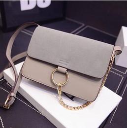 Wholesale Borse Donna - New Women Bag Messenger Pu Leather Bags Sac Femme Small Borsa Chain Bolsas Feminina Shoulder Celing Borse Da Donna Marche Famose