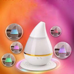 Diffusore di Aroma Colourful USB Umidificatore Purificatore D'aria Atomizzatore Olio Essenziale Diffusore Mist Maker Fogger Aromaterapia Diffusore da