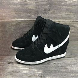 Wholesale Woman Hot Bare - hot sale 2018 revolution sky hi 2.0 height increasing shoes women casual shoes female hiden height increasing sheos size 36-39