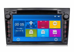"Wholesale Dvd Vectra - Black 2 din 7"" Car Radio Car DVD Player for Opel Vectra Antara Zafira Corsa Meriva Astra With GPS Navi Bluetooth IPOD TV SWC USB AUX IN"