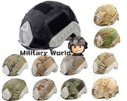 Wholesale Emerson Helmet Cover - 2015 Professional Emerson High Quality Tactical Helmet Accessory Nylon Cover for Ops-core Fast Ballistic Typhon Helmet order<$18no track