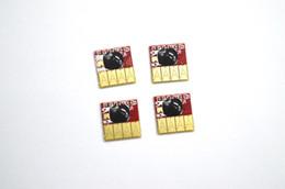Wholesale wholesale hp cartridges - Free shipping:4 pieces Lot, HP980 inkjet ink cartridge chip for HP Officejet Enterprise X555,X585 printer