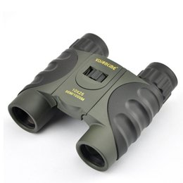 Wholesale Binoculars Professional - Visionking 10x25 Roof Binoculars Backpacking Multisport high quality visionking professional telescope binoculars for hunting camping scope