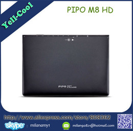 Wholesale Rk3188 Pipo - Wholesale-Original 10.1 Inch RK3188 Quad Core Pipo M8 HD 3G Tablet PC RAM 2G 16GB Wifi Bluetooth HDMI ANDROID4.2