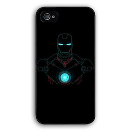 Wholesale galaxy note s2 cases - Marvel Avengers Iron Man phone case for iPhone 4s 5s 5c 6 6s Plus ipod touch 4 5 6 Samsung Galaxy s2 s3 s4 s5 mini s6 edge plus Note 2 3 4 5