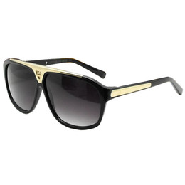 Wholesale Millionaire Sunglasses - Wholesale-Retro Fashion Millionaire Mens Sunglasses Brand Designer Z0105W EVIDENCE Sun Glasses for Women UV Protection Vintage Sunglasses