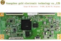 Wholesale Lcd Tv Part - Original CHIMEI logic board V500DK2-CKS2 T-CON board CTRL board Flat TV Parts LCD LED TV Parts