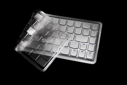 """Wholesale Lenovo Laptop Skin Cover - Wholesale-Clear TPU Keyboard Protector Skin Cover for 13.3"""" Lenovo Yoga 3 Pro Laptop"""