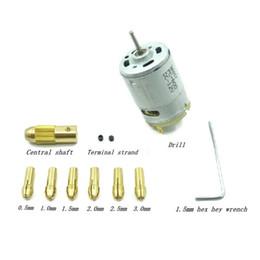 Wholesale Mini Drill Diy Electric - Mini Electric Hand Drill DIY Electric Drill Drilling Tool Set