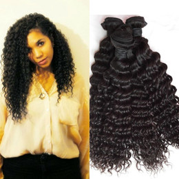 Wholesale Top Quality Remy Brazilian Hair - Peruvian Remy Human Hair Extensions Peruvian Hair Weave Deep Wave Hair Bundles Top Quality G-EASY Products