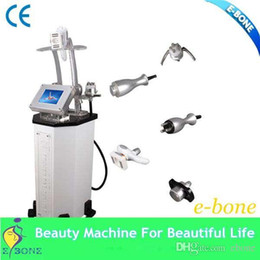 Wholesale Tripolar Machine Price - Factory price in China Fashion Supersonic Operation System Tripolar RF laser therapy vacuum cavitation machine with CE