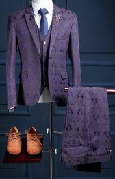 Wholesale Best Light Photos - Custom Made Real Photo Groom Tuxedos Newest Groomsmen 14 Styles Best Man Suit Bridegroom Wedding Prom Dinner Suits (Jacket+Pants+Vest)LM27