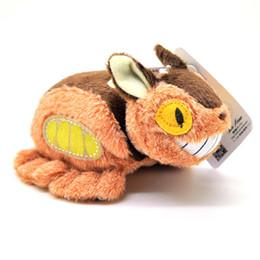 "Wholesale Totoro Plush Free Shipping - Free Shipping EMS My Neighbor Totoro Ghibli Plush Cat Bus Plush Dolls Soft Toys Christmas Gifts 9"""