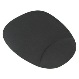 Wholesale Wrist Support For Computer - Manufacturer Wholesales 100% Brand Silica Gel Mouse Pad with Wrist Rest Support Mat for Computer&Laptop-MO501-Customized Negotiable