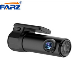 Wholesale Microphone Monitor - WIFI Car DVR Camera Dashcam Video Recorder Digital Registrar Camcorder APP Monitor Wireless DVRs Visture FC106