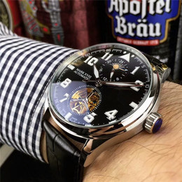 Wholesale Moon Sapphire - TOP Quality AAA New Listing MARK XVIII Luxury Mens Watches Imported Automatic Mechanical Movement Luxury Brand Wristwatch