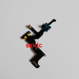 cavo di flessione della telecamera anteriore del iphone 5c Sconti Originale nuovo sensore di prossimità luce cavo flessibile di movimento con fotocamera frontale per iPhone 5C spedizione gratuita